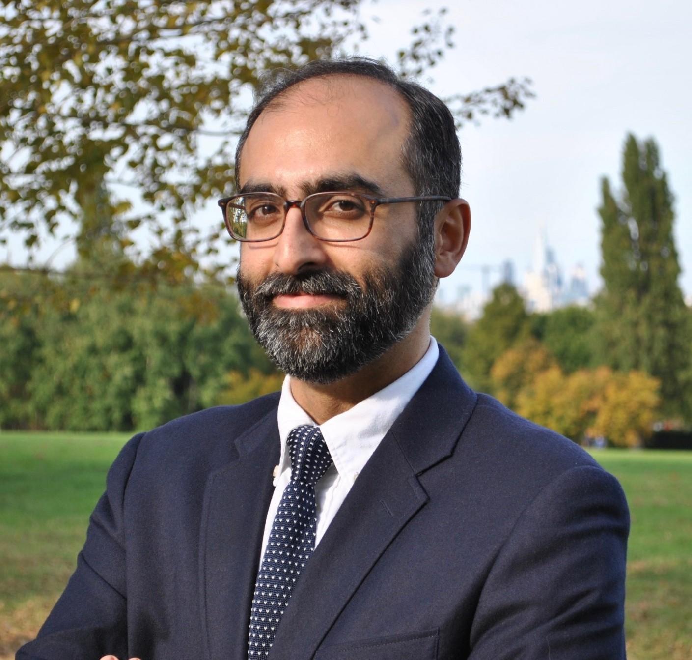 photo of Roham Alvandi
