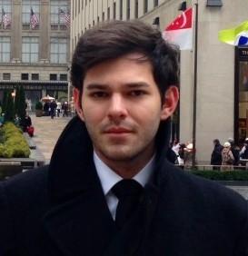 photo of Joshua Clement