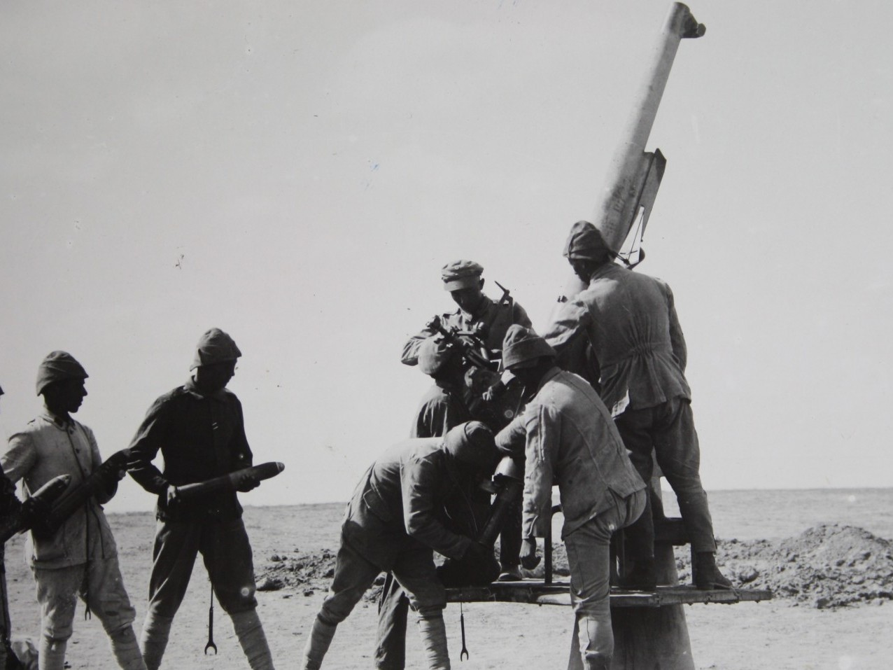 First World War in Israel. Source: National Library of Israel, Public domain.