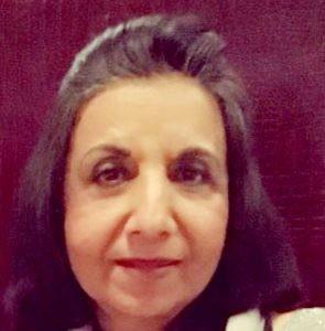 photo of Tahira S. Khan