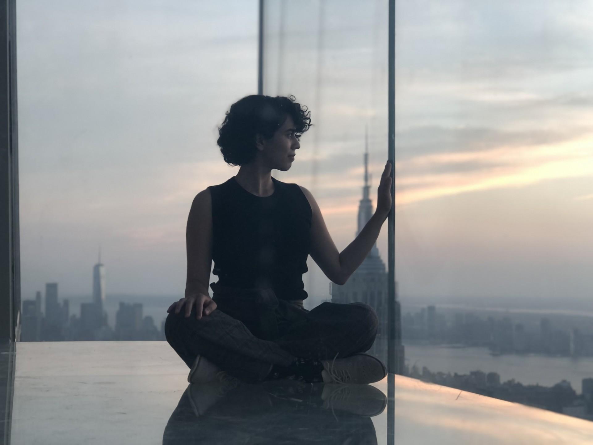 photo of Eshrat Nikrooye-Asli