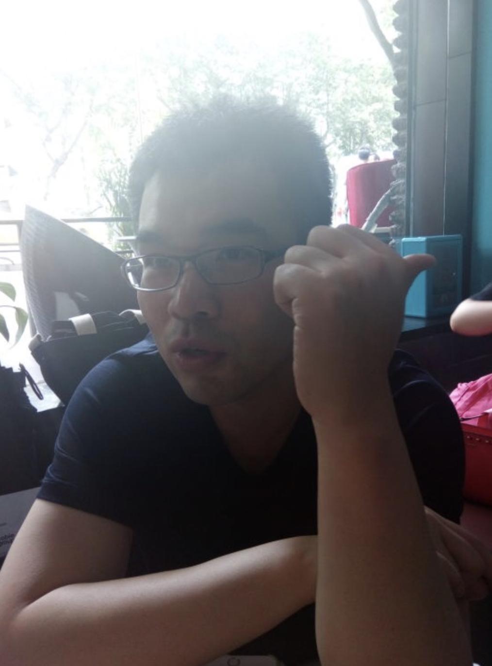 photo of Yuxiang Ge