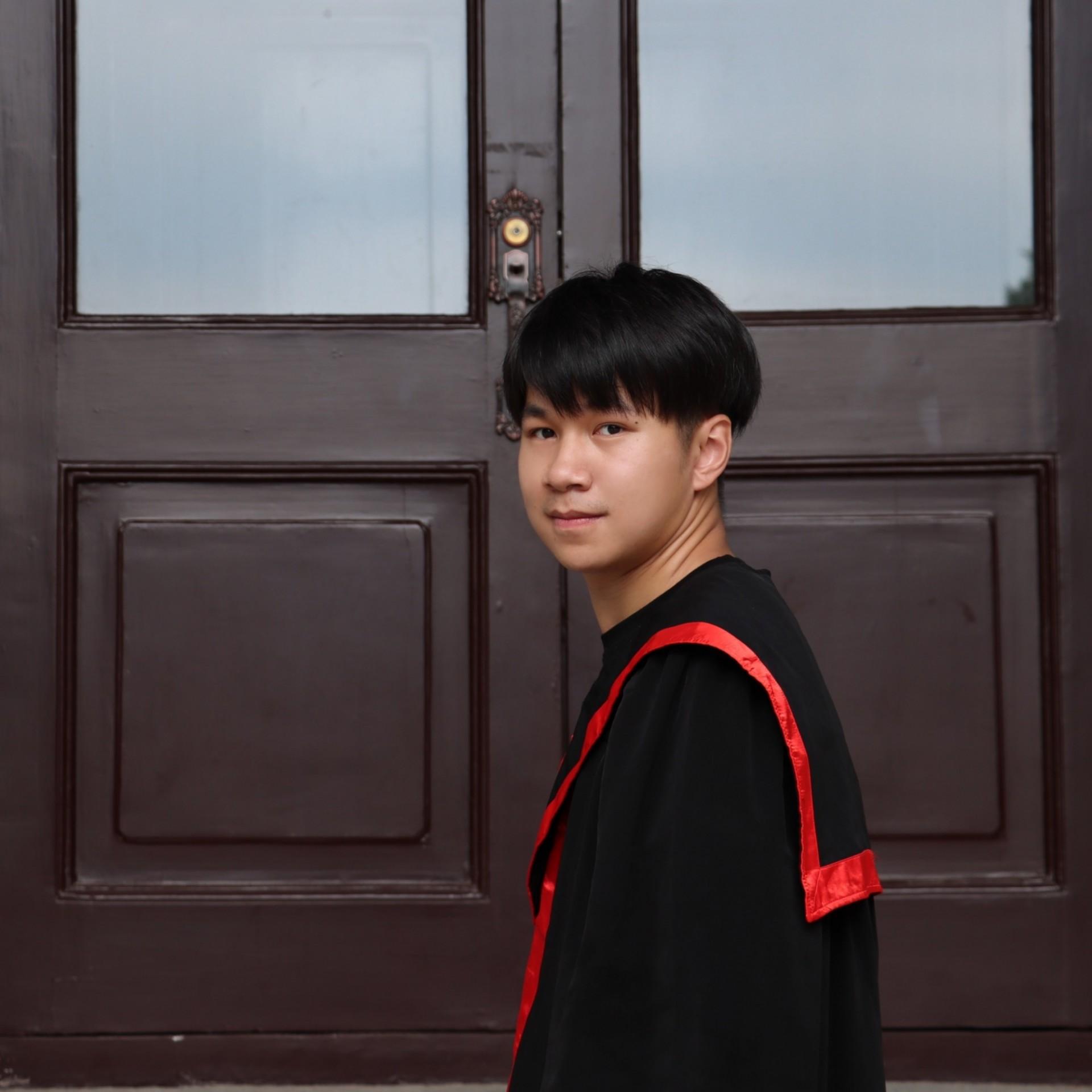photo of Mingzi Wang