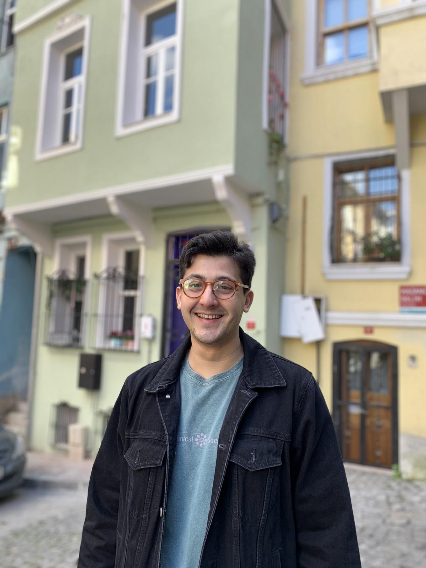 photo of Ares Zerunyan