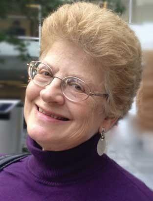 photo of Elizabeth S. Blackmar