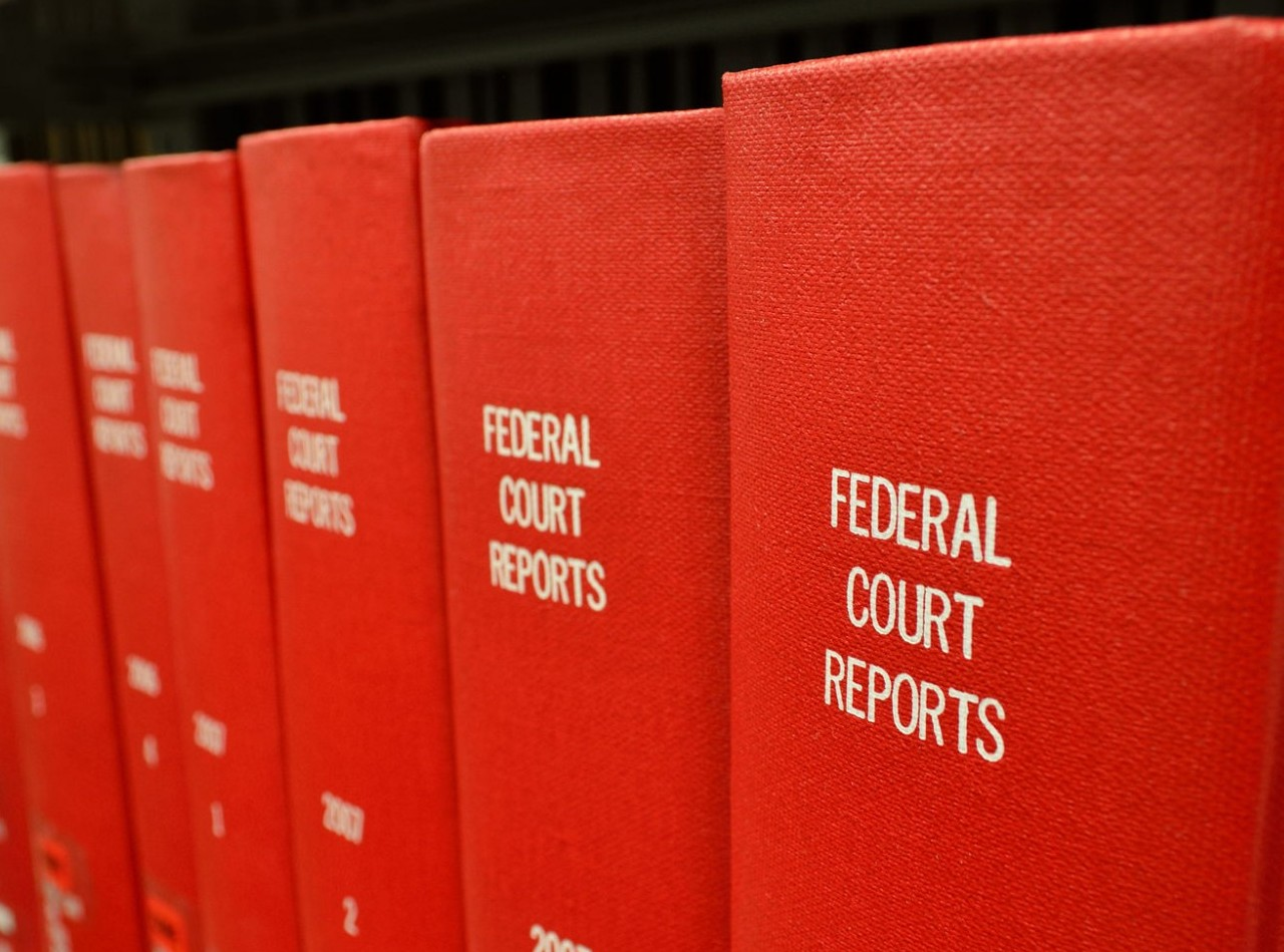 Federal Court Reports